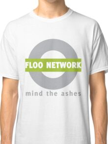 Just step into the emerald flames. Classic T-Shirt