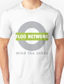 Just step into the emerald flames. T-Shirt