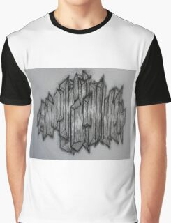 The Lonely Matrix Graphic T-Shirt