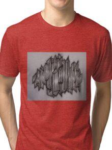 The Lonely Matrix Tri-blend T-Shirt