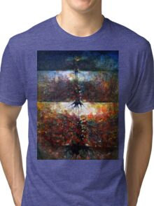 The Fire Of Forest -The Fire Of Heart Tri-blend T-Shirt
