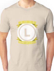 Year of Luigi Unisex T-Shirt