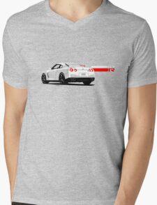 Nissan GT-R Mens V-Neck T-Shirt