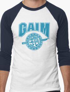 Gaim Crew (light blue) Men's Baseball ¾ T-Shirt