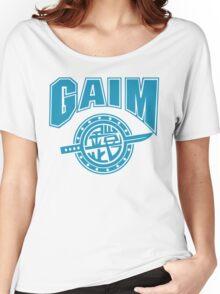Gaim Crew (light blue) Women's Relaxed Fit T-Shirt