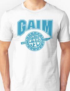 Gaim Crew (light blue) Unisex T-Shirt