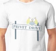 Number 4 Privet Drive Unisex T-Shirt