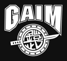 Gaim Crew (white) by lazerwolfx