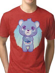 Grumpy bear Tri-blend T-Shirt