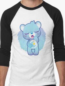 bedtime bear Men's Baseball ¾ T-Shirt