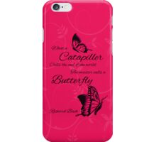 The Butterfly iPhone Case/Skin