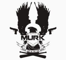(murk) DESERT EAGLE Kids Tee