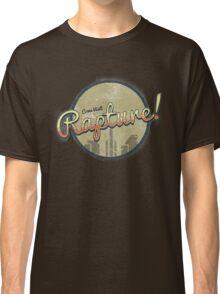 Come Visit Rapture! Classic T-Shirt