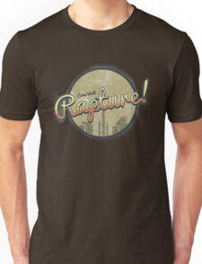 Come Visit Rapture! Unisex T-Shirt