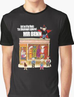 Mr Benn Graphic T-Shirt