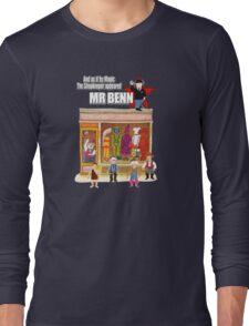 Mr Benn Long Sleeve T-Shirt