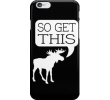 So Get This v2 iPhone Case/Skin