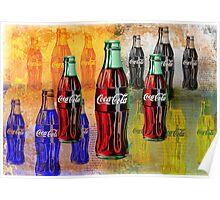 Coke - Coca Cola - Pop Art Poster