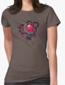 Mechanism Womens Fitted T-Shirt