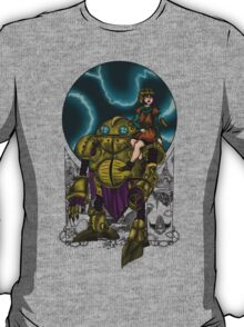 Lucca and Robo, shirt T-Shirt