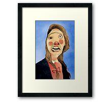 The Quiet Achiever Framed Print
