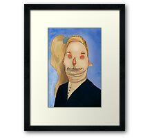 The Teachers Pet Framed Print