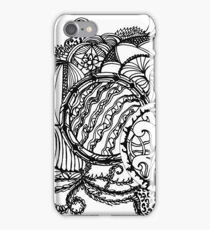 Zoodle Sewing iPhone Case/Skin