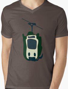 Melbourne Tram Mens V-Neck T-Shirt
