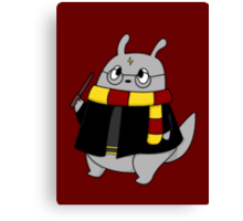 Harry Potter Totoro (Gryffindor) Canvas Print
