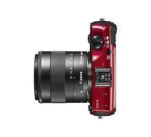 Canon EOS-M SLR 18 - 55 mm lens,Speedlite-90x features by shrutimathur439