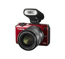 Review of Canon EOS-M SLR 18 - 55 mm lens,Speedlite-90x by shrutimathur439