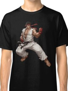 Street fighter-Ryu t shirt  Classic T-Shirt