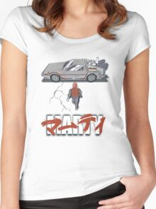 Marty 2015 Women's Fitted Scoop T-Shirt