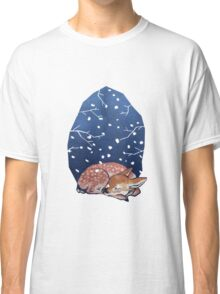 Sleeping Fawn Classic T-Shirt