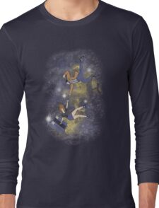 Timey-Wimey Infinite Long Sleeve T-Shirt