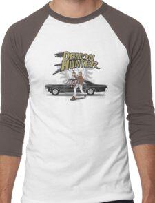 Demon Hunter Men's Baseball ¾ T-Shirt