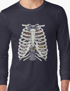 Doctor Inside Long Sleeve T-Shirt