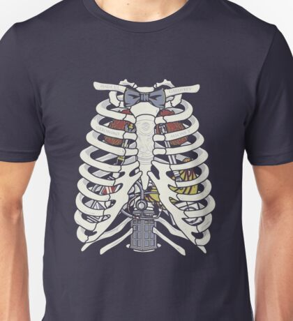 Doctor Inside Unisex T-Shirt