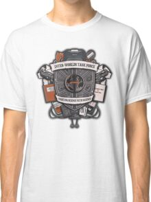 Inter-Worlds Task Force Classic T-Shirt