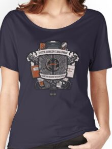 Inter-Worlds Task Force Women's Relaxed Fit T-Shirt