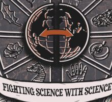 Inter-Worlds Task Force Sticker