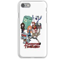 Adventure Time-Lord 11  iPhone Case/Skin