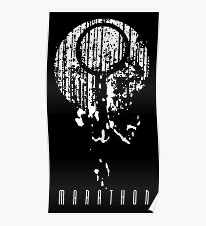 Marathon - 4 Poster