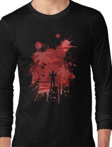 Dark Passenger Long Sleeve T-Shirt