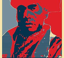 Fallout 4 - Minutemen Preston Garvey PROTECT by HeavyCaliber