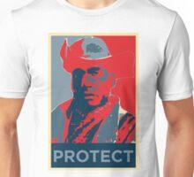 Fallout 4 - Minutemen Preston Garvey PROTECT Unisex T-Shirt