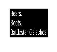 bears beats battlestar galactica by hannahlwood