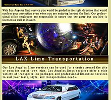 Los Angeles Airport Limousine Service by LosAngelesxz