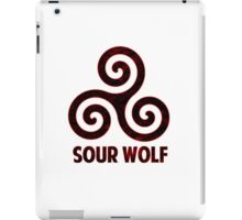SourWolf iPad Case/Skin