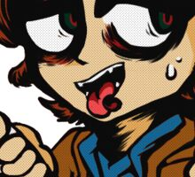 Blood Drunk Sticker